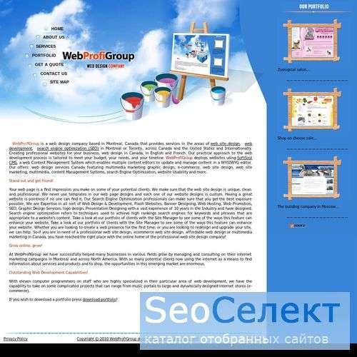 http://www.webprofigroup.com/ - http://www.webprofigroup.com/