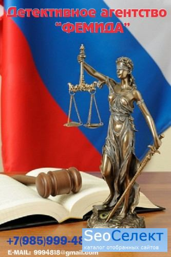 Детективное агентство Фемида - http://www.detective-mvd.ru/