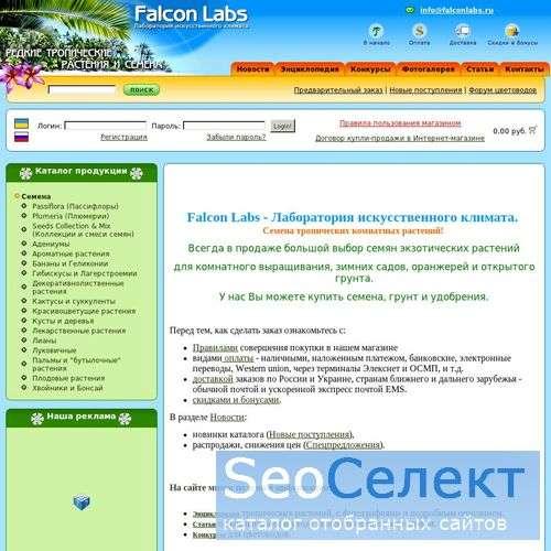 Интернет-магазин Falconlabs - http://www.falconlabs.ru/